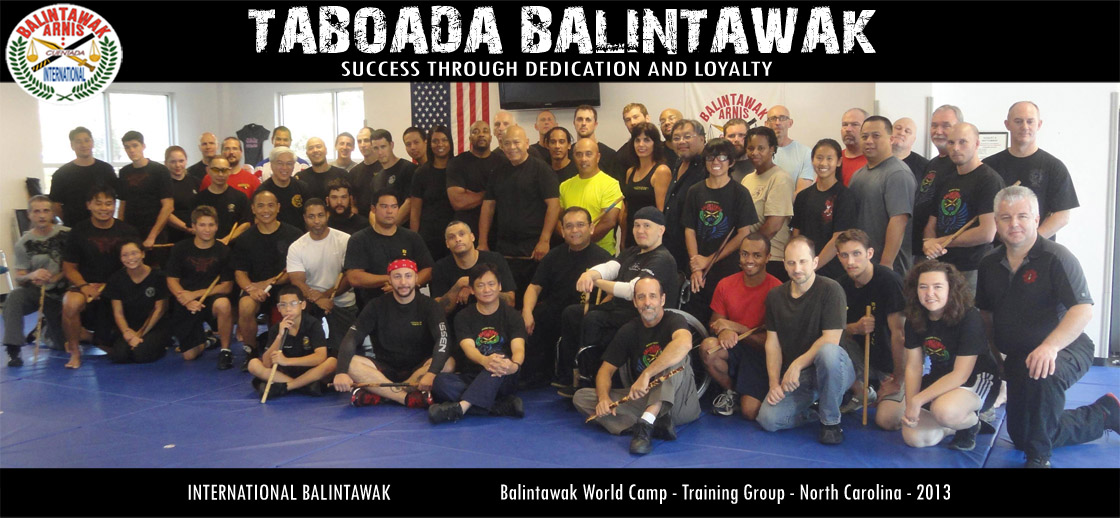 International Balintawak World Camp 2013