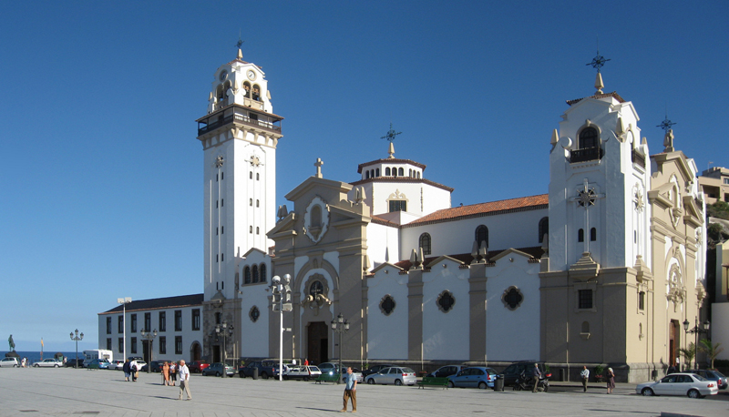 Tenerife-candelaria-basilica